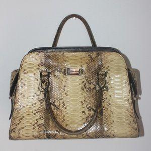 Michael Kors Python bag